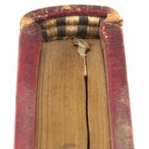 The lost cause of bookbinding. Some articles and maybe a little inspiration