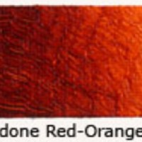 E634 Quinacridone Red Orange/Κόκκινο Πορτοκαλί Quinacridone - 60ml