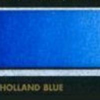 C223 Old Holland Blue/Μπλε Old Holland - 1/2 πλάκα