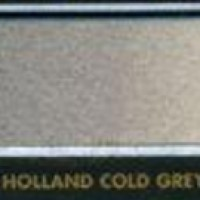 A364 Old Holland Cold Grey/Γκρι Ψυχρό - 1/2 πλάκα