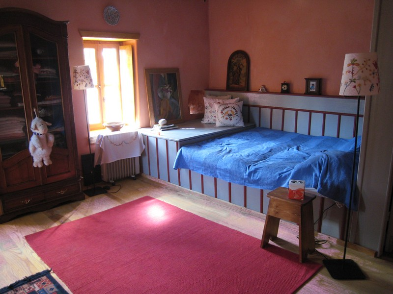 Το παλιό, πέτρινο σπίτι στα Τζουμέρκα
