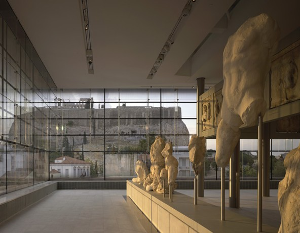Νέο Μουσείο της Ακρόπολης